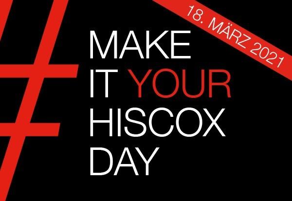 Save the date zum Hiscox Day
