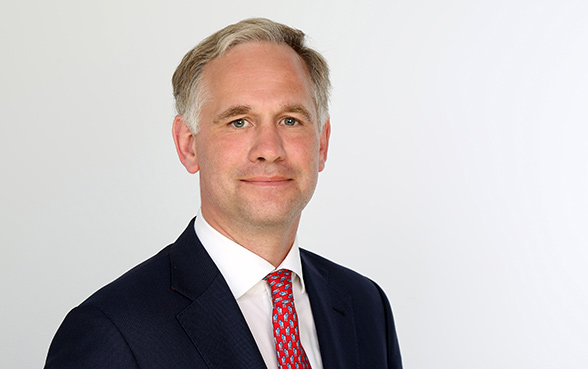 Wolf von Buchwaldt, Director Sales Broker Hiscox Deutschland